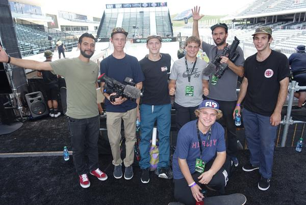 The Boardr Am Winners at X Games 2015