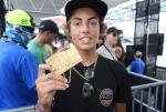 Curren Caples took the Gold at this one.