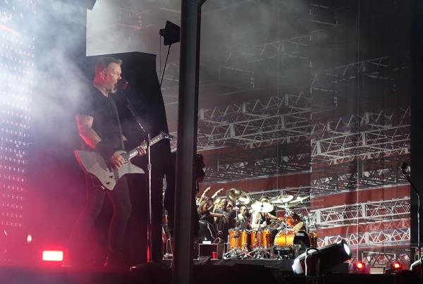 Metallica at X Games 2015