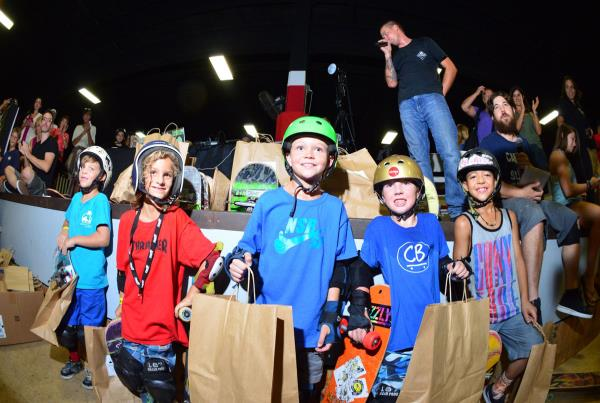 Street 9 and Under Winners at Grind for Life Fort Lauderdale