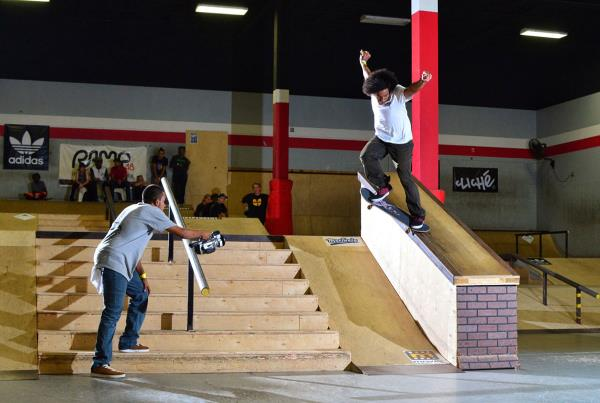 Crooks at Grind for Life Fort Lauderdale