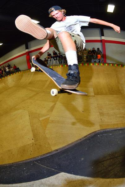 Lien One Foot at Grind for Life Fort Lauderdale