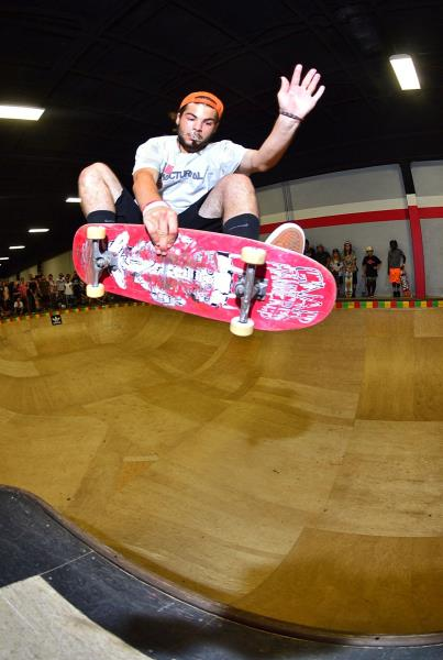 Frontside Stinker at Grind for Life Fort Lauderdale