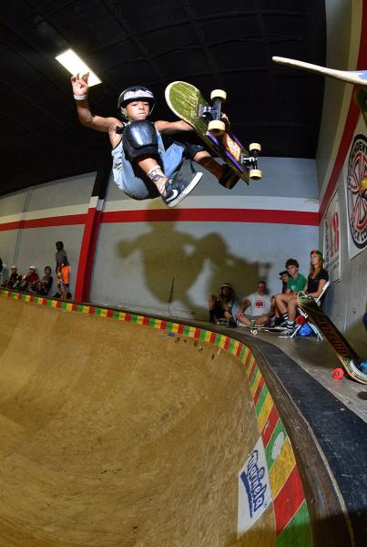 Boneless at Grind for Life Fort Lauderdale
