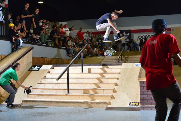 Nollie Heel at Grind for Life Fort Lauderdale