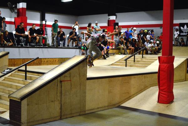 Wallie at Grind for Life Fort Lauderdale