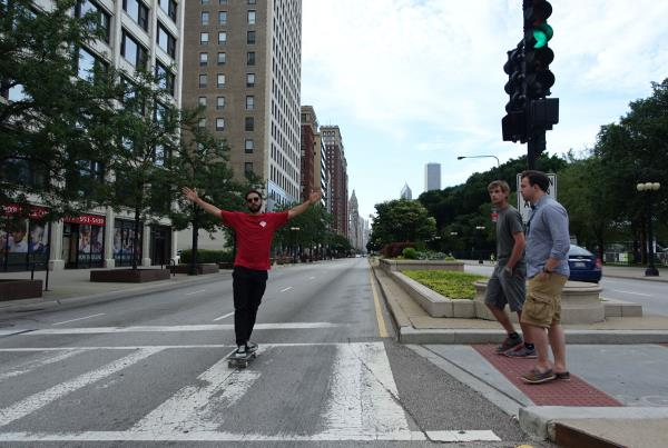 Go Skateboarding Day at Dew Tour Chicago
