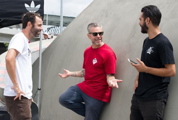 Paul at adidas Skate Copa Louisville