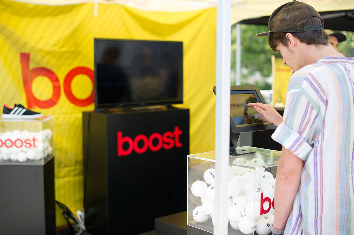 Boost at adidas Skate Copa Louisville