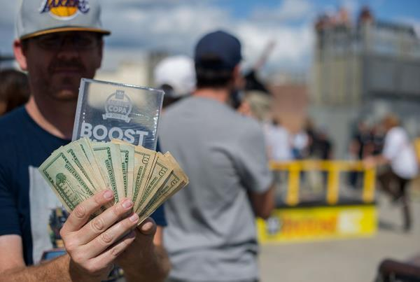 Cash Out at adidas Skate Copa Louisville