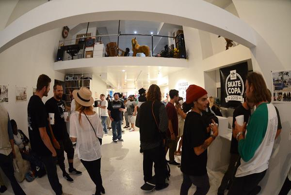 After-Party at adidas Skate Copa NYC