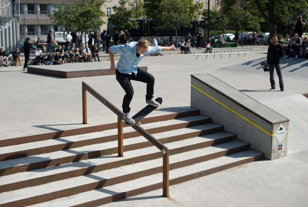 Switch Blunt Slide at Copenhagen Open 2015