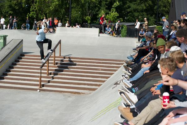 Nosegrind at Copenhagen Open 2015