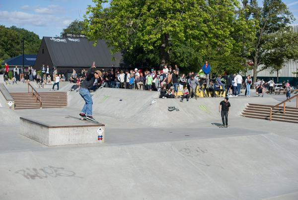 Back Smith by Heitor at Copenhagen Open 2015