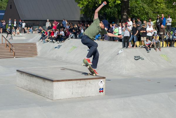 Bluntslide by Ville Wester at Copenhagen Open 2015