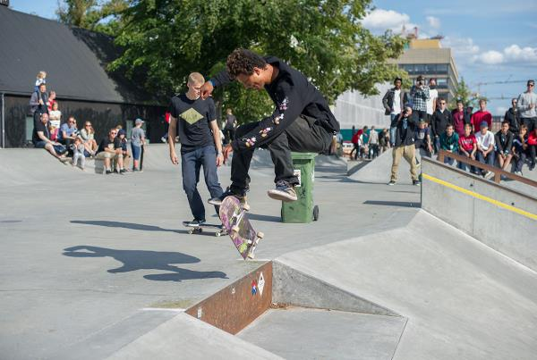 360 Flip by Andreas Leaustsen at Copenhagen Open 2015
