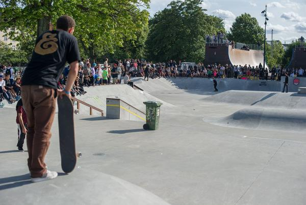 The Boardr Am Crowd at Copenhagen Open 2015