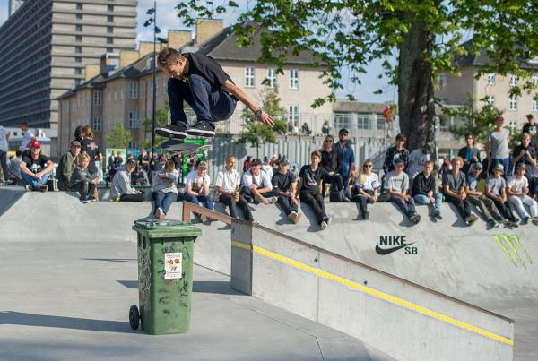 360 Flip by Alex Mizurov at Copenhagen Open 2015