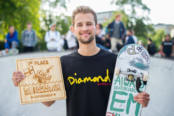 Congrats Alex at The Boardr Am Copenhagen at Copenhagen Open 2015