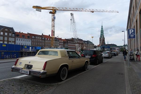 Classic Caddy at Copenhagen Open 2015