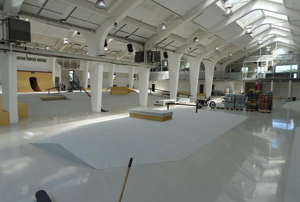 CPH Skatepark at Copenhagen Open 2015