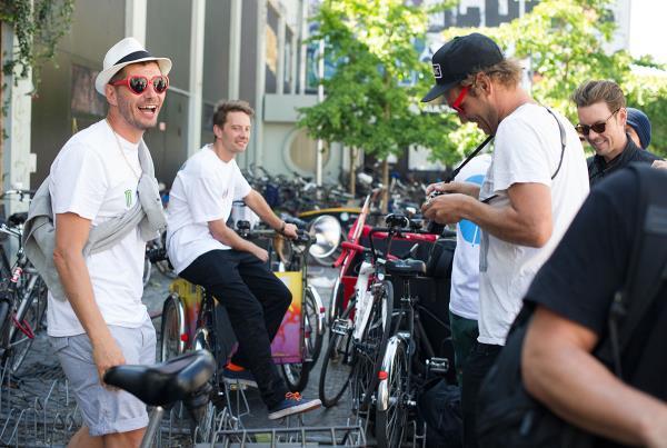 Rune and Arto at Copenhagen Open 2015