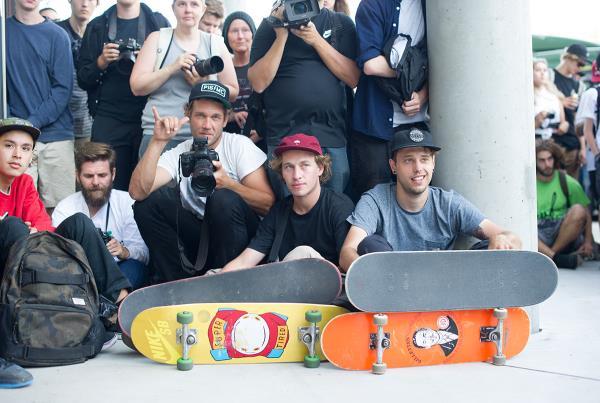 Arto Behind the Wall at Copenhagen Open 2015
