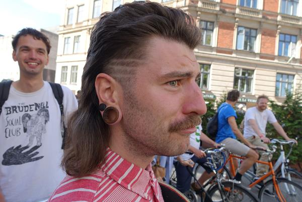 Soccer Mullet at Copenhagen Open 2015