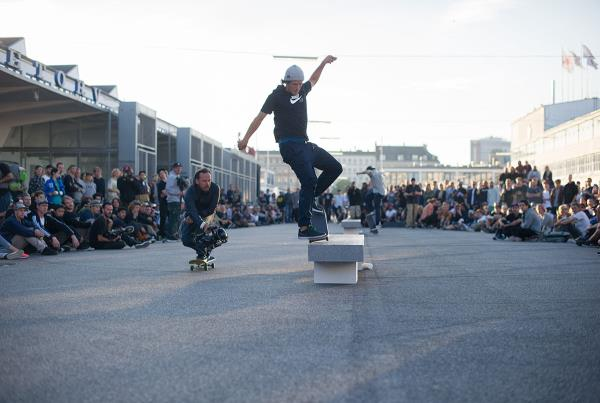 Carlos at Meat Packing at Copenhagen Open 2015