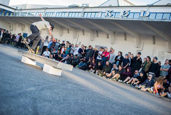 Bobby Switch BSNB at Copenhagen Open 2015