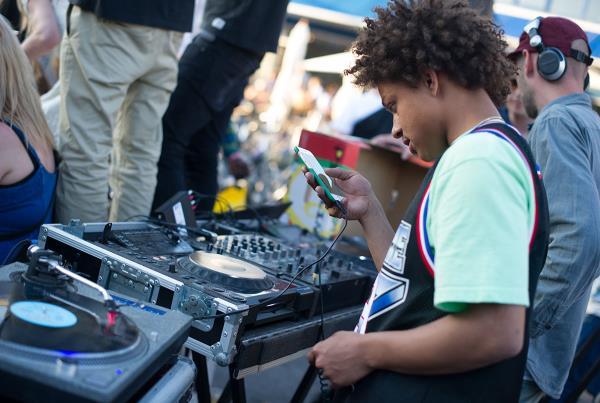 DJ Kevin at Copenhagen Open 2015