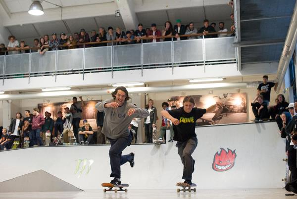 Brophy and Kevin at Copenhagen Open 2015