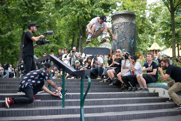 Luan Switch FS Flip at Tivoli at Copenhagen Open 2015