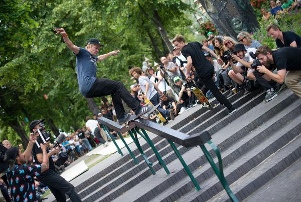 Alec Front Feeble First Try at Tivoli at Copenhagen Open 2015