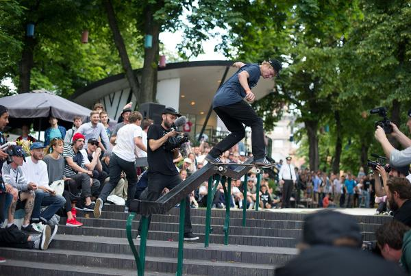 Alec Back Tail at Tivoli at Copenhagen Open 2015