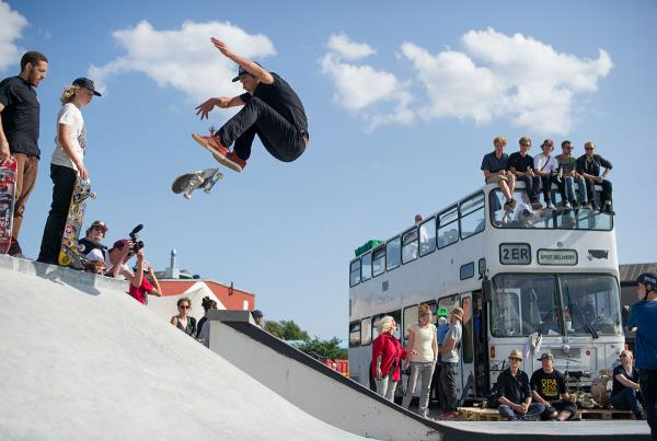 Arto Kickflips at Copenhagen Open 2015