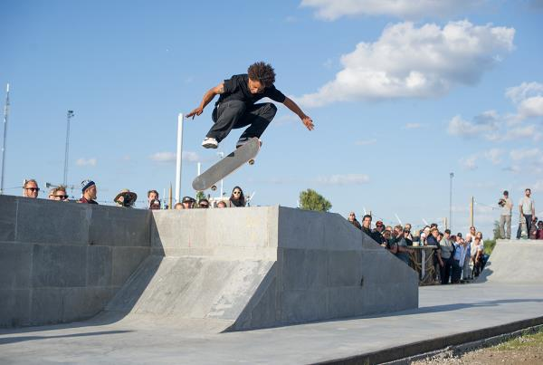 Kevin 360 Flip at Copenhagen Open 2015