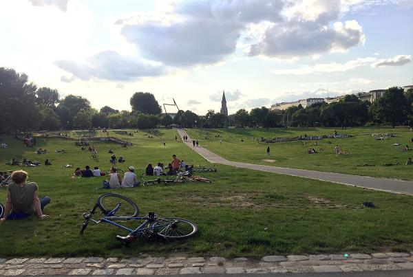 Bomb Park at adidas Skate Copa at Berlin