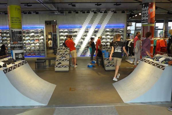 Store at adidas Skate Copa at Berlin