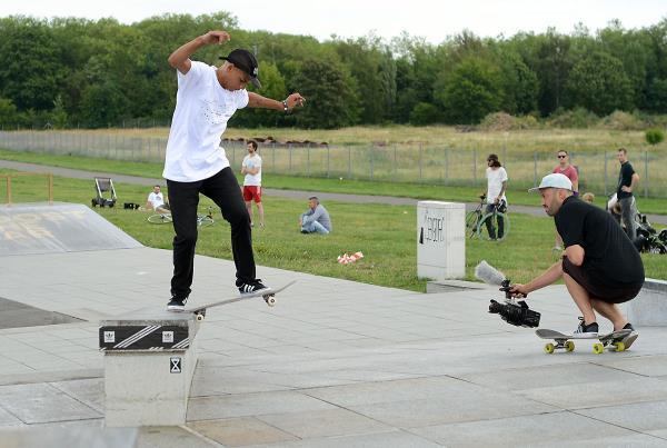 Patrick Zentgraf SSBSTS at adidas Skate Copa at Berlin