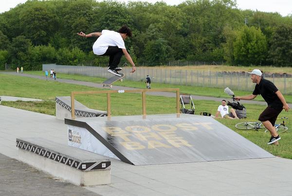 Lem Hardflips at adidas Skate Copa at Berlin