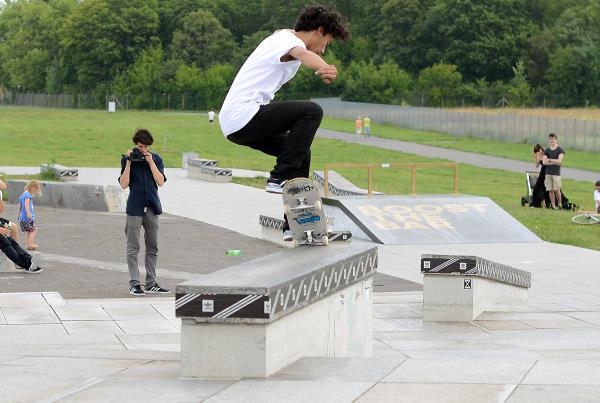 Lem FSNG at adidas Skate Copa at Berlin