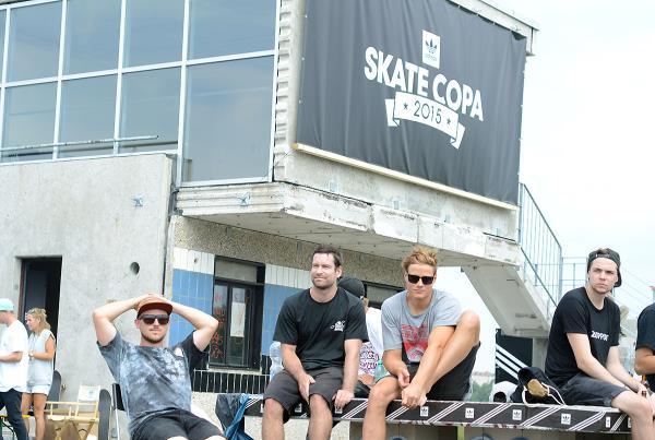 Distillery at adidas Skate Copa at Berlin