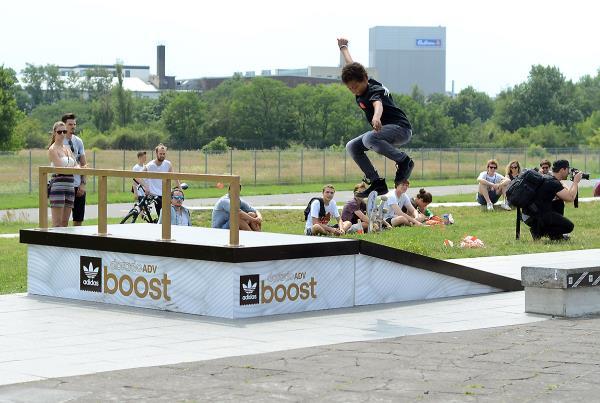 Theo Loffler at adidas Skate Copa at Berlin