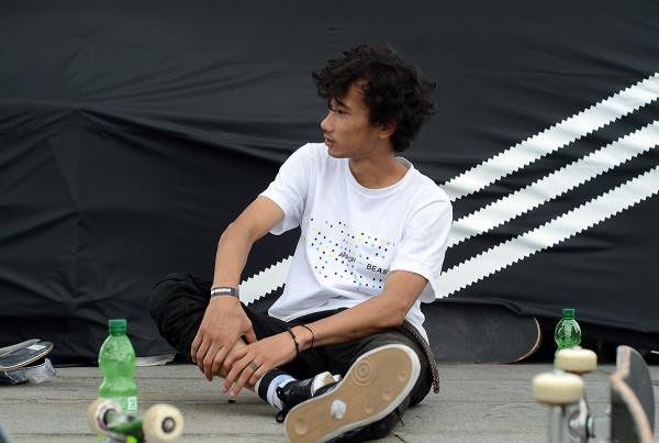Cramps at adidas Skate Copa at Berlin
