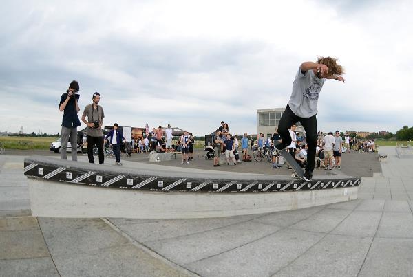 Patrick Rogalski at adidas Skate Copa at Berlin