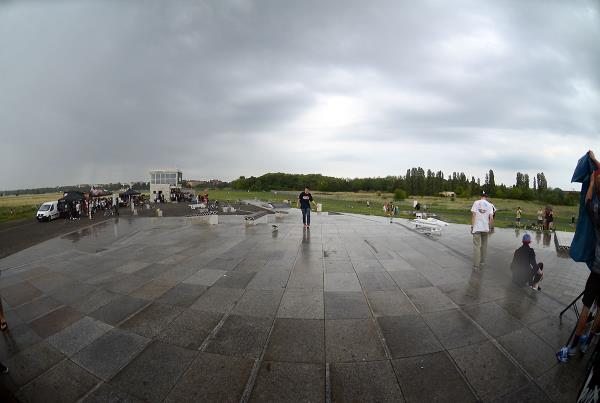 Rain Delay at adidas Skate Copa at Berlin