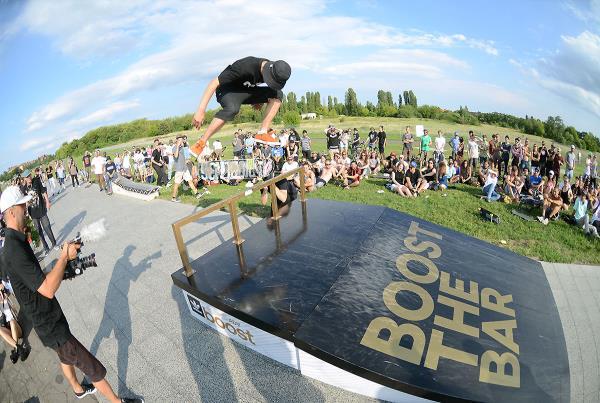 Switch Backside Heel at adidas Skate Copa at Berlin