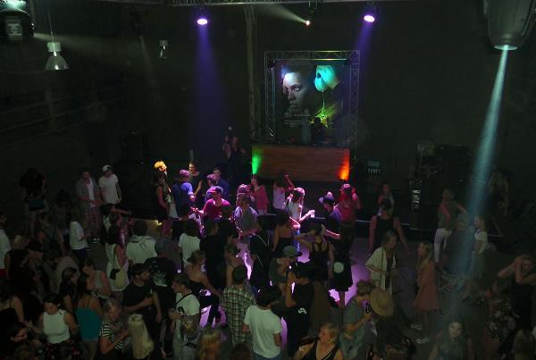 After Party Club at adidas Skate Copa at Berlin