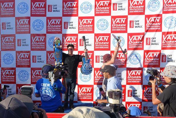 Ben Wins at Van Doren Invitational Huntington 2015